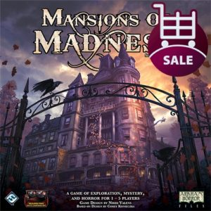 Mansions of Madness Sale