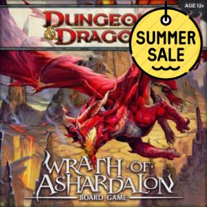 Dungeons & Dragons Wrath of Ashardalon