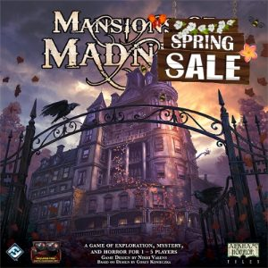 Mansions of madness De Spelvogel