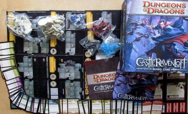 Dungeons & Dragons: Castle Ravenloft - De Spelvogel