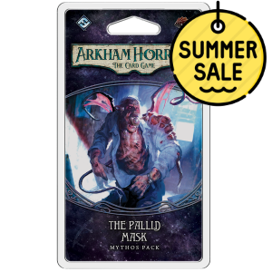 Arkham Horror The Card Game - The Pallid Mask Mythos Pack