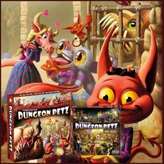 Dungeon Petz + Dark Alleys Bundle