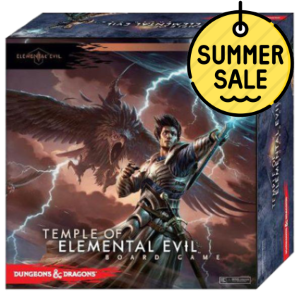 Dungeons & Dragons Temple of Elemental Evil