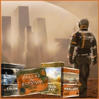 Terraforming Mars Expansions Bundle