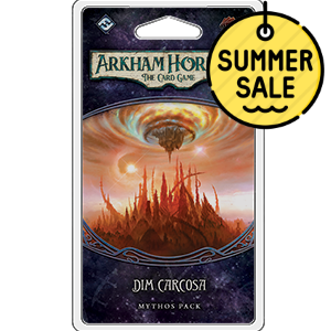 Arkham Horror The Card Game – Dim Carcosa Mythos Pack