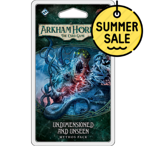Arkham Horror The Card Game – Undimensioned and Unseen