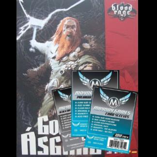 Gods of Asgard Sleeve Pack