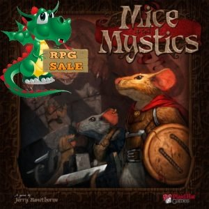 Mice & Mystics RPG SALE