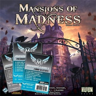 Mansions of Madness 2nd Edition Sleeve Pack