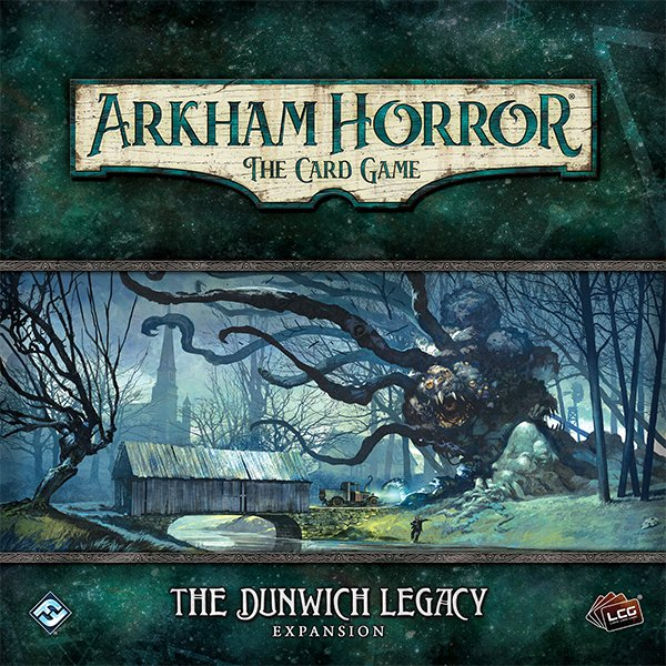 Arkham Horror: The Card Game Dunwich Legacy