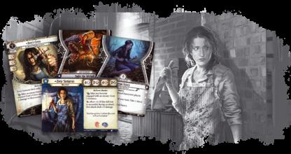 Arkham Horror: The Card Game Dunwich Legacy