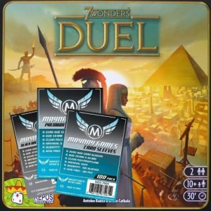 7 Wonders Duel sleeve pack