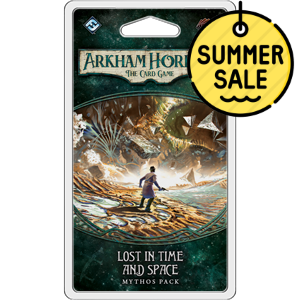 Arkham Horror The Card Game – Lost in Time and Space