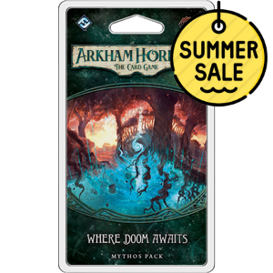 Arkham Horror The Card Game – Where Doom Awaits