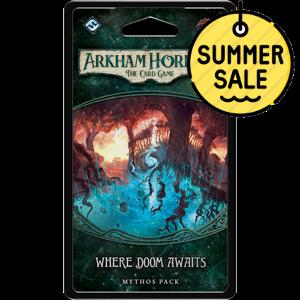 Arkham Horror The Card Game – Where Doom Awaits