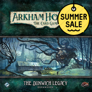 Arkham Horror The Card Game Dunwich Legacy