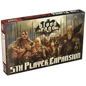 Blood Rage 5th Player Expansion