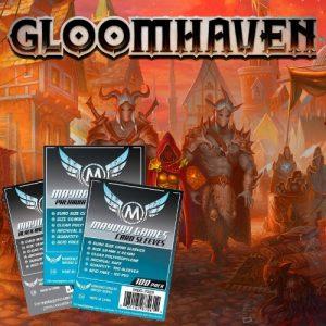 Gloomhaven Sleeve Pack