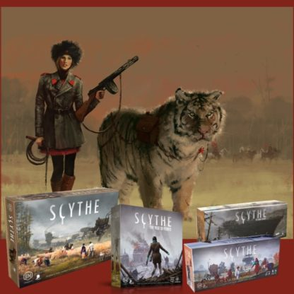 Scythe Complete Collection Bundle