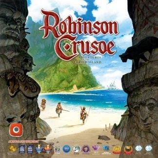 Robinson Crusoe: Adventures on Cursed Island