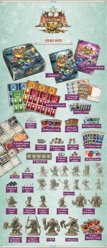 Arcadia Quest + Pets Bundle
