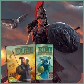 7 Wonders Duel Bundle BF