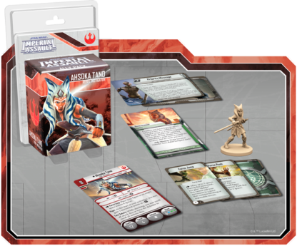 Star Wars Imperial Assault: Ahsoka Tano