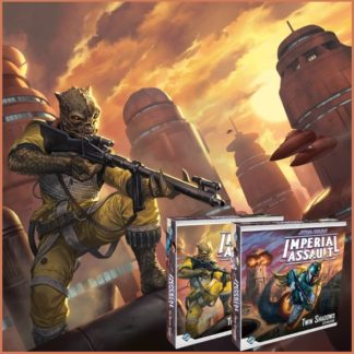 Imperial Assault: Twin Shadows + Bespin Gambit Bundle