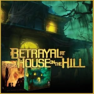 Betrayal at House on the Hill + Widow's Walk Bundle