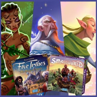 Days of Wonder Bundle II (Five Tribes + Small World NL)