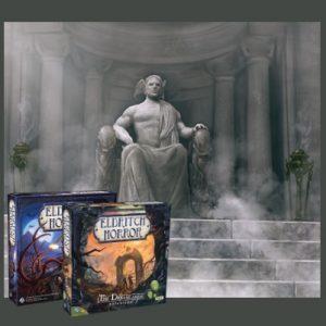 Eldritch Horror + Dreamlands Bundle
