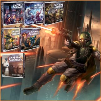 Imperial Assault All Expansions Bundle