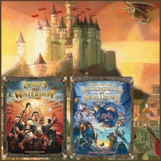 Lords of Waterdeep + Scoundrels of Skullport Bundle