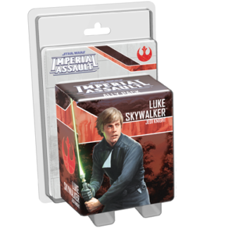 Star Wars Imperial Assault: Luke Skywalker