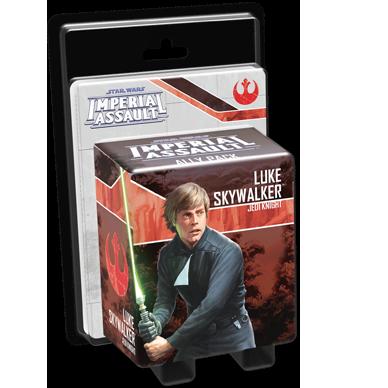 Star Wars Imperial Assault: Luke Skywalker