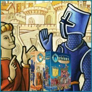 Orléans + Voorspoed en Belegering (NL) Bundle