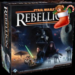 Rebellion Kerst Actie