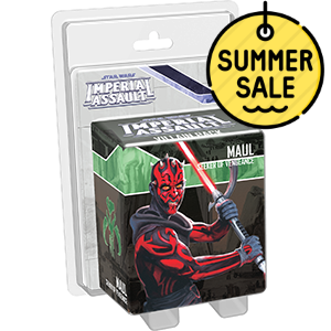 Star Wars Imperial Assault Darth Maul