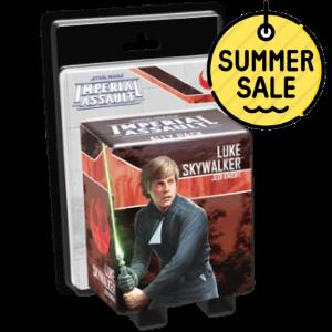 Star Wars Imperial Assault Luke Skywalker