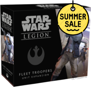 Star Wars Legion Rebel Fleet Troopers