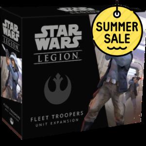 Star Wars Legion Rebel Fleet Troopers