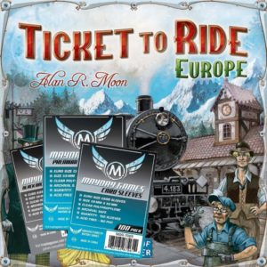 ticket to ride europe sleeve pack