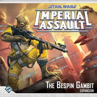 Imperial Assault: The Bespin Gambit