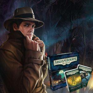 Arkham Horror: The Card Game + Scenario Packs Bundle