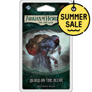 Arkham Horror The Card Game – Blood on the Altar