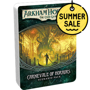 Arkham Horror The Card Game – Carnevale of Horrors