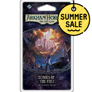 Arkham Horror The Card Game – Echoes of the Past