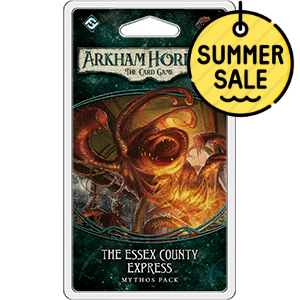 Arkham Horror The Card Game - The Essex County Express