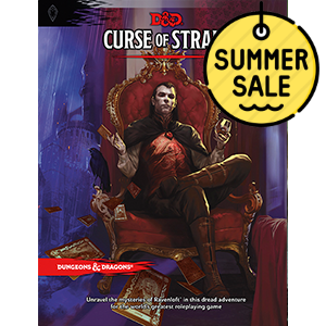 D&D 5.0 Curse of Strahd TRPG