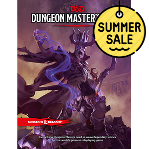 D&D 5.0 Dungeon Master's Guide TRPG